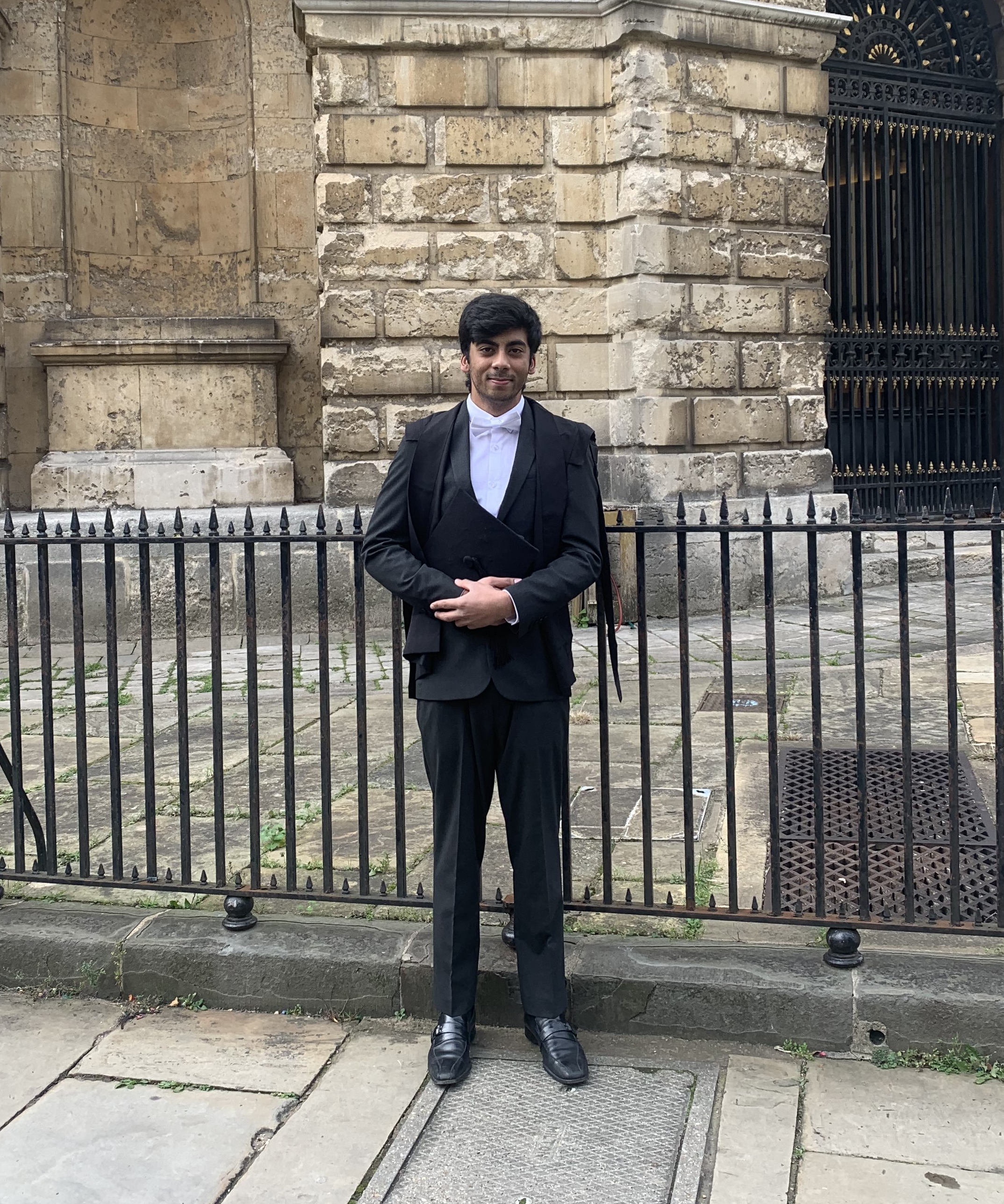 Navigating Oxford in a pandemic: A first-year's experience